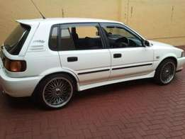 Toyota Tazz for sale in Bloemfontein