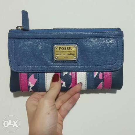 Fossil vintage authentic wallet
