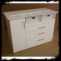 Large Compactum With Split Baskets - Brand New
