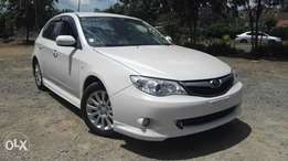 Subaru impreza fully loaded 2010 model finance terms accepted