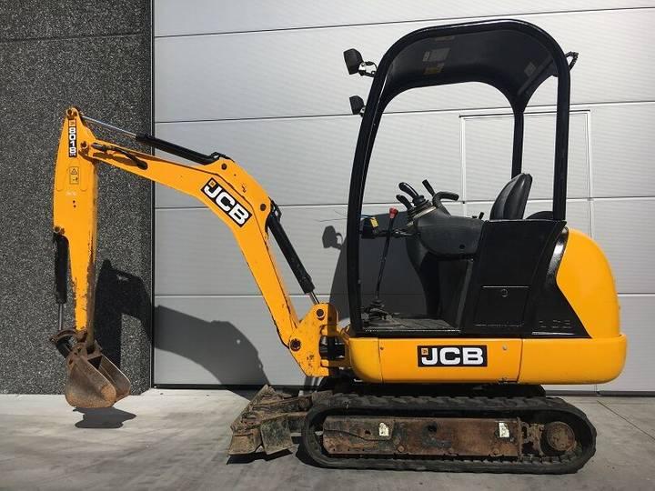 JCB 8018 CTS - 2019