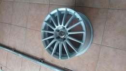 Rims for vw size17