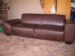 Phantom Slope full leather coricraft oxblood 3 seater leather couch fo