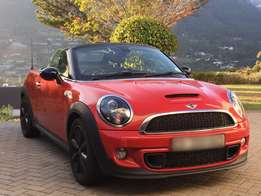 2015 Mini cooper S coupe convertible