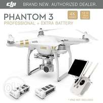 rent phantom 3 4k drone