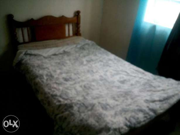 Bed for sale with mattress Ruaka - image 1