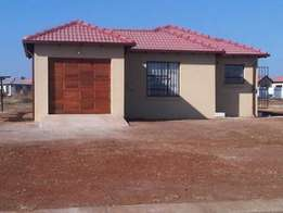 New house's forsale