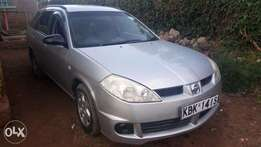 Quick sale Nissan Wingroad Y11 of 2002