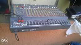 Stage Master mixer. 16 channels.