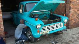 Chev 3100 project for sale