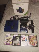 Bargain Xbox 360 with Kinect and games