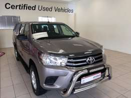 Toyota Hilux 2.4GD6 4x4 Manual Double Cab 2016 Model
