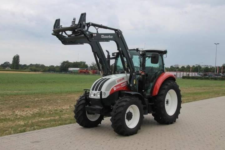 Steyr 4095 kompakt - 2015