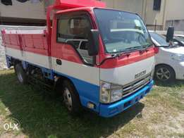 Isuzu Elf KCP number