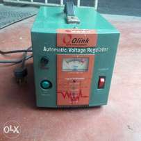 Original Q-Link AVR 2000 Watts Stabilizer For Power Equipments
