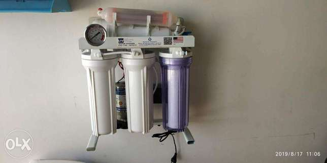100% purity in every drop Reverse Osmosis RO water filters