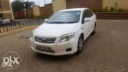 Toyota Axio 1500cc 2009 model well mainmtained just buy and drive