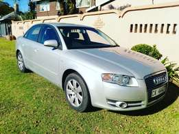Call Haroon on 2006 Audi A4 2.0 TDI Full service history