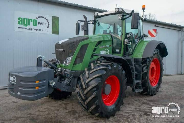 Fendt 826 Vario Profi Plus (3650 Hours), Cvt - 2014