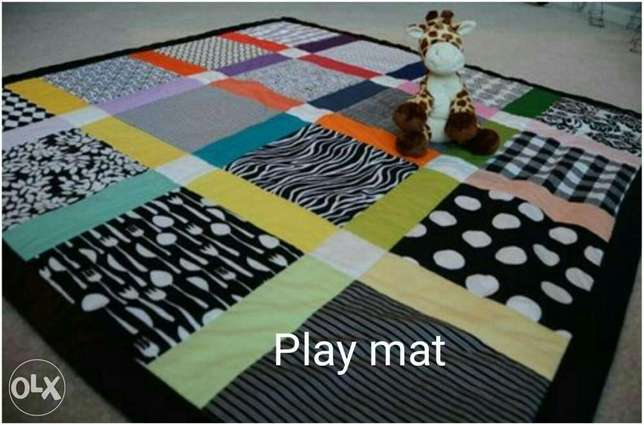 Baby play mat, nursing pillow, and lounger Aba - image 3