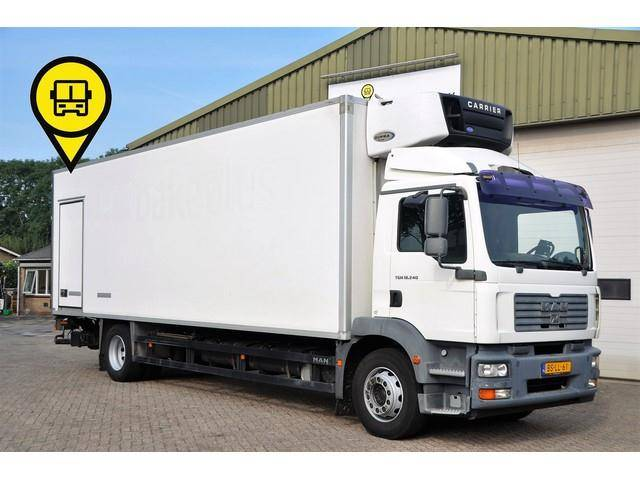 MAN TGM 18.240. CARRIER. BI TEMP - 2006