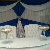 HAGIOS Wedding decor