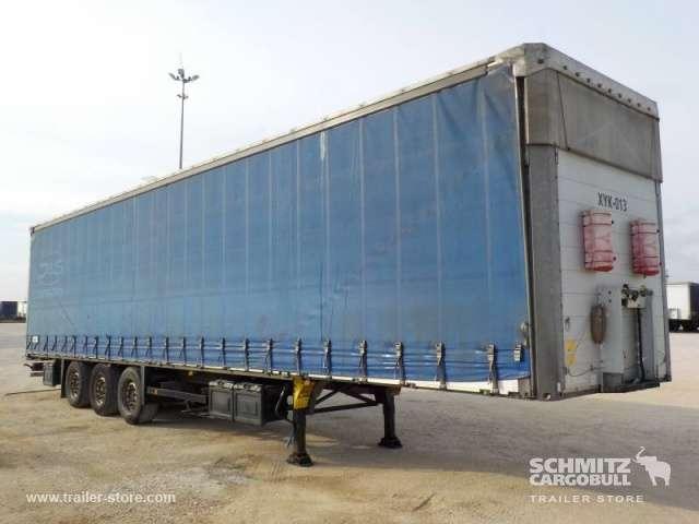 Schmitz Cargobull Tolóponyva Mega - 2011