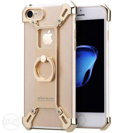 Metal cover only iphone 7