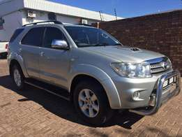 2011 Toyota Fortune 3.0 D4D manual 4x4