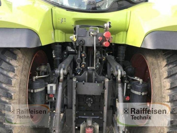 Claas arion 650 - 2015 - image 4
