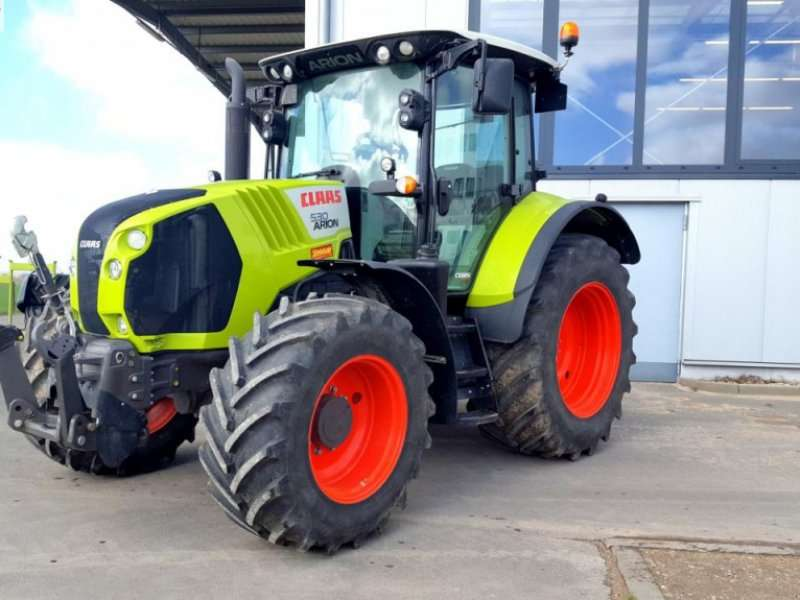Claas Arion 530 - 2014