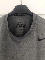 Bluza Nike cienka ciemnoszary melanż L Katowice Ligota
