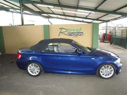 Only one available -2012 BMW 135i covertable