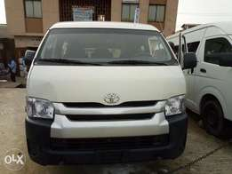 Sparkling Clean Toyota Hummer 3 Bus Year 2012