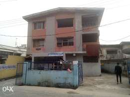 2 story building,3 bedroom per flat for sale