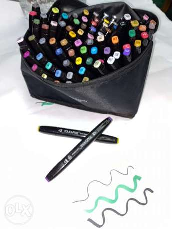 sketch marker touch five
