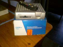 Dstv decoders and the dish