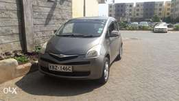 Toyota Ractis-Well maintained