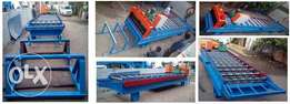 Iron sheet or Mabati forming machines available
