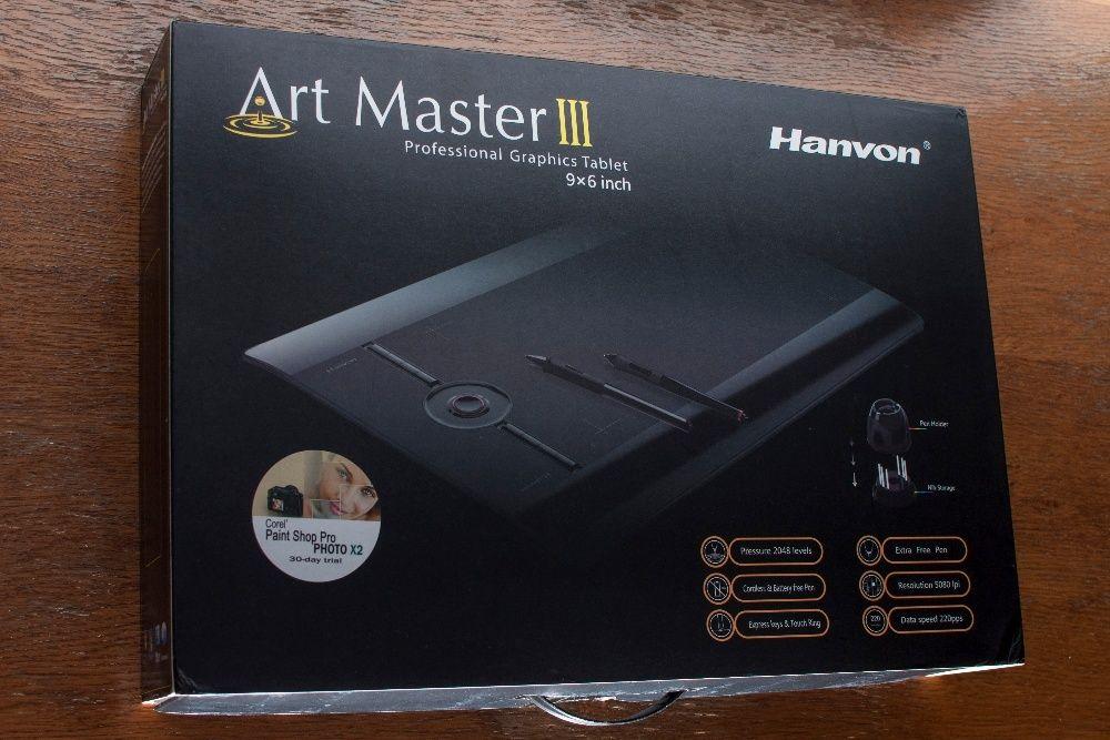 HANVON ART MASTER III TREIBER WINDOWS XP
