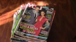Old you magazines