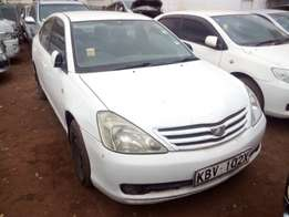 Toyota Allion Locally Used 2006 For Sale Asking Price 600,000/=o.n.o
