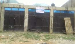 Terrace duplex in Apo mechanic village for sale in Abuja.