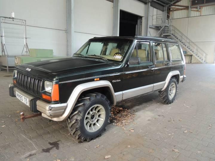 Jeep Grand Cherokee MMBS Bedrijfswagen - 1990