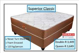 Superior Classic Queen sets at factory low prices!