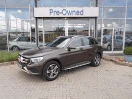 2016 Mercedes-Benz GLC220d 4Matic for sale R 699 000