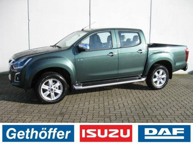 Isuzu D Max Double Cab Premi.Audio AT Eur 6 Zugl.3,5t