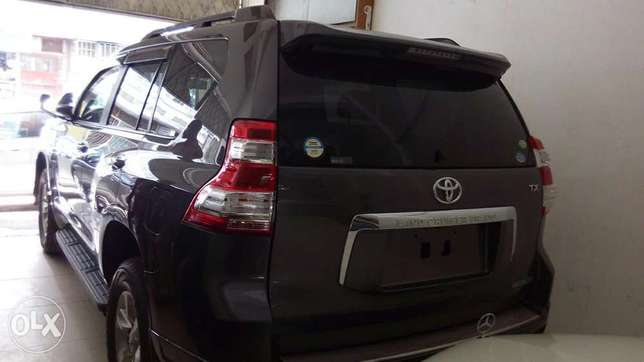 Toyota Prado TX newshape Gray metallic colour fully loaded Mombasa Island - image 7