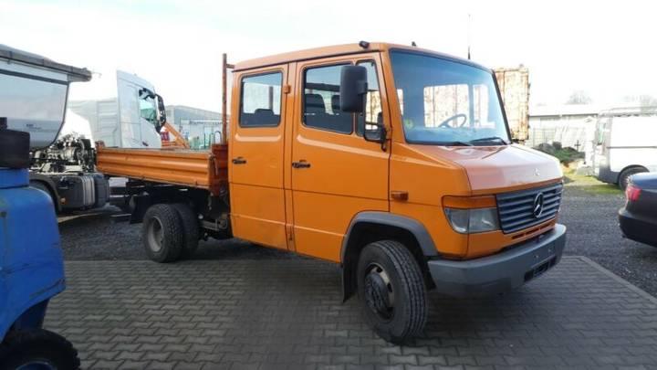 Mercedes-Benz 814 D 4X2 Meiller Kipper 7 Sitzplätze - 2004