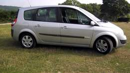 2005 Renault Grand scenic body & Chassis for sale